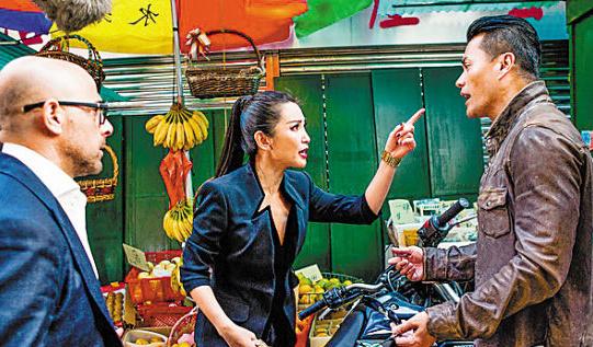 《变4》中有四位中国演员