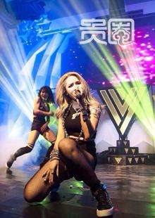 艾菲发布新专辑,光舞台就花百万