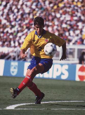 1994年美国世界杯结束后埃斯科巴被枪击身亡