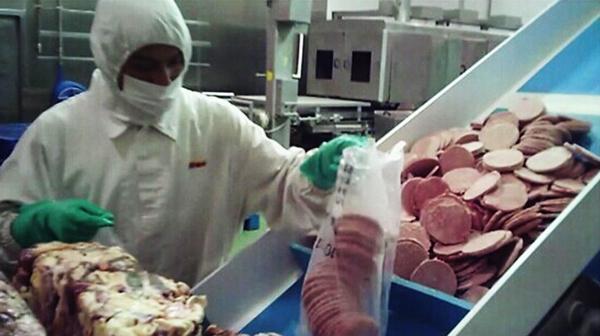 福喜将过期牛肉改日期回炉重造