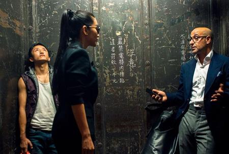 邹市明参演《变形金刚4》