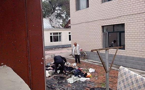黑龙江海伦敬老院大火中11人丧生,是人为纵火