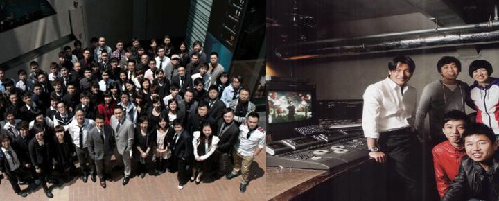 """PO朝霆开设分公司后,2012年,谢霆锋以""""朝霆""""为名再开几家公司,涉及时尚、餐饮等领域。"""