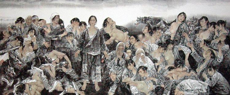 见证日军暴行:活人被剖腹 9岁女童遭强奸
