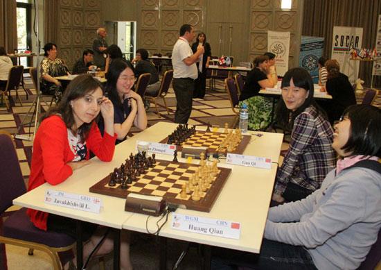 国象甲级联赛最近几年发展势头不错,但中国棋手数量依然很少