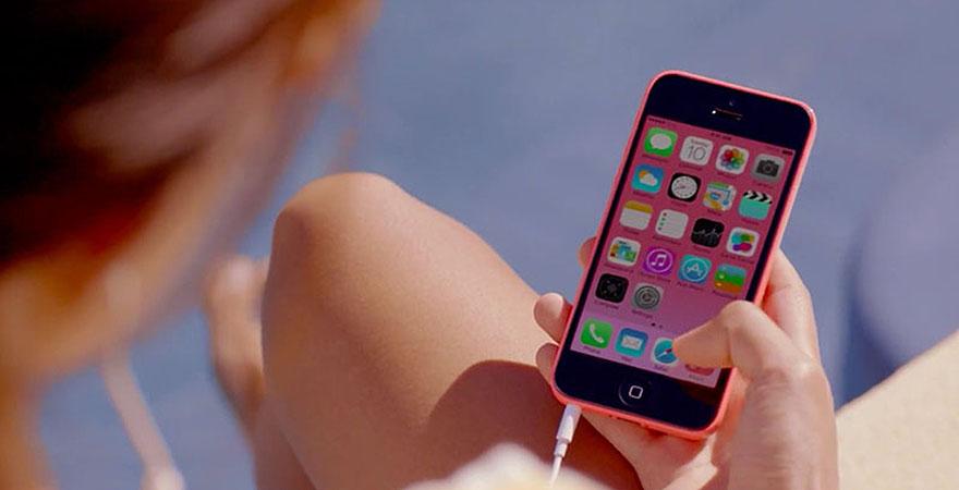 iPhone 5C 售价:2788-3299元