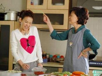 在生活的很多方面,婆婆与媳妇难以调和