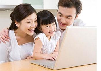 """由夫妻和未婚子女构成的家庭是""""核心家庭"""""""