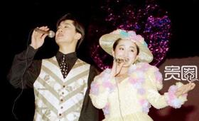那几年,毛宁杨钰莹时常出现在各种演出上
