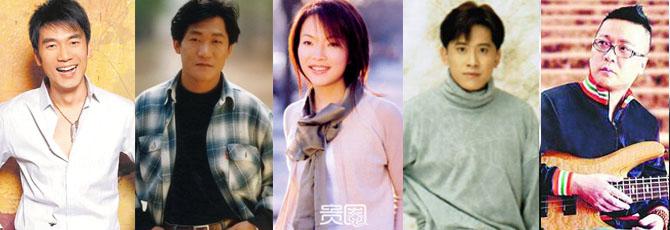 林依轮、谢东、陈明、毛宁、李春波等一大批歌坛新星脱颖而出,成为当时的大众偶像。