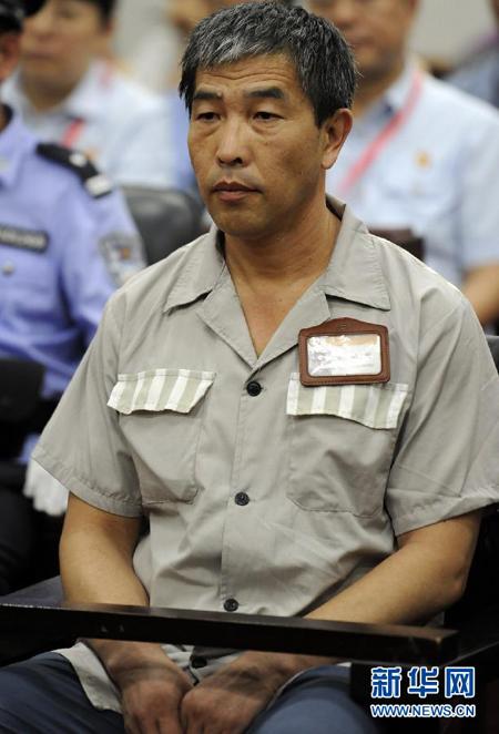 2014年7月2日,陆俊因良好表现减刑一年