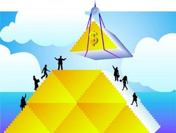 """""""薪酬金字塔""""扁平化,会导致员工动力不足"""