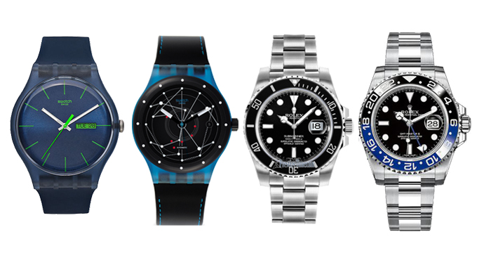 Buy mechanical replica designer watches so noble?