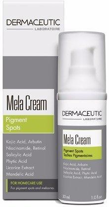 Mela Cream 30ml 特效激点去斑霜 30ml ( DermaCeutic )