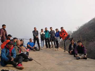 周三(11-28)四桥子村爬山