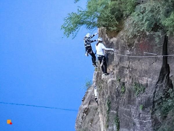 5.11岩壁上的舞者挑战飞拉达一日