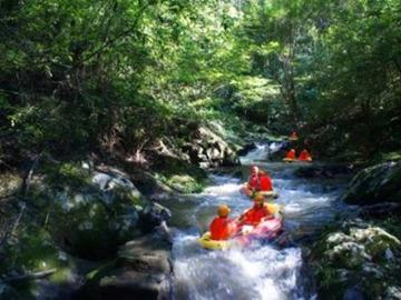 [6月11号周日活动]济源原始森林漂流
