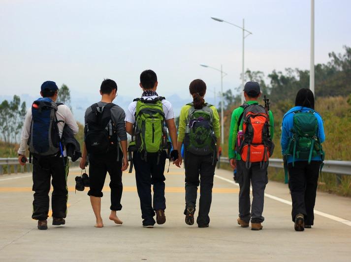 第三届111公里惠州线路徒步