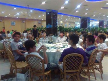 3月26日湖南人华南Mall聚餐