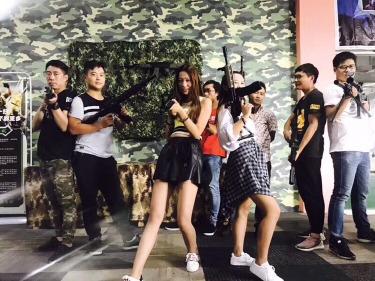 微兵真人CS之CQB演习(9月23号)