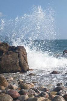 4月9日东西冲穿越海岸线(AA费用50