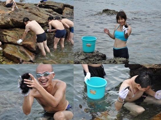 6月10-11日荒岛求生情迷小甲岛露营