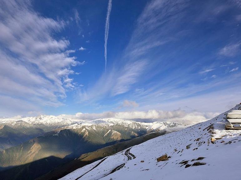 周四达瓦更扎,最美的云海天堂