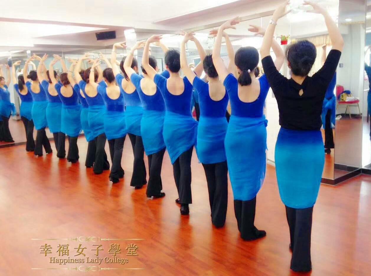 6月2优雅女人形体仪态-零基础公益沙龙
