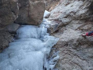 大裂谷地质奇景户外徒步