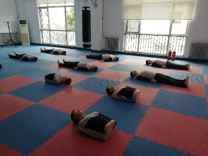【公益培训】绿野救援 平安户外高校特训营