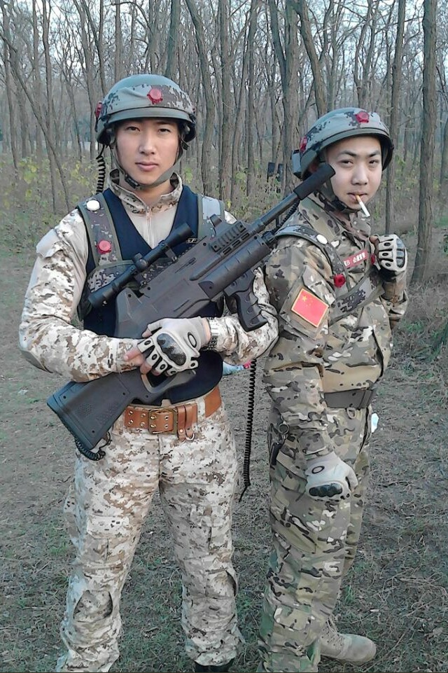 3月31日(周六)相约【真人CS野战】