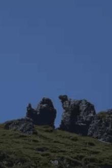 1月21日相约湟源华石山三沟徒步赏石林观瀑布活动