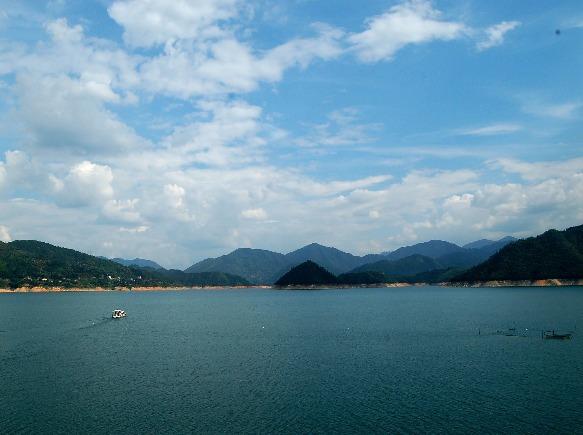 4月22日九龙湖游玩