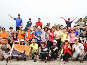 3.2    15公里休闲徒步犀渔线