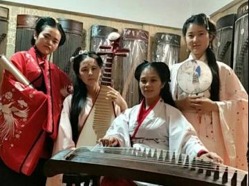 广州古筝公益课