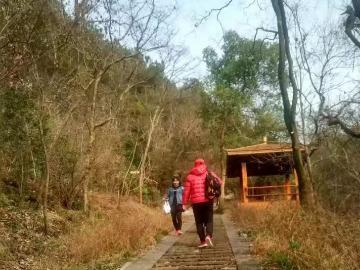 11.10  武汉江夏健身绿道徒步
