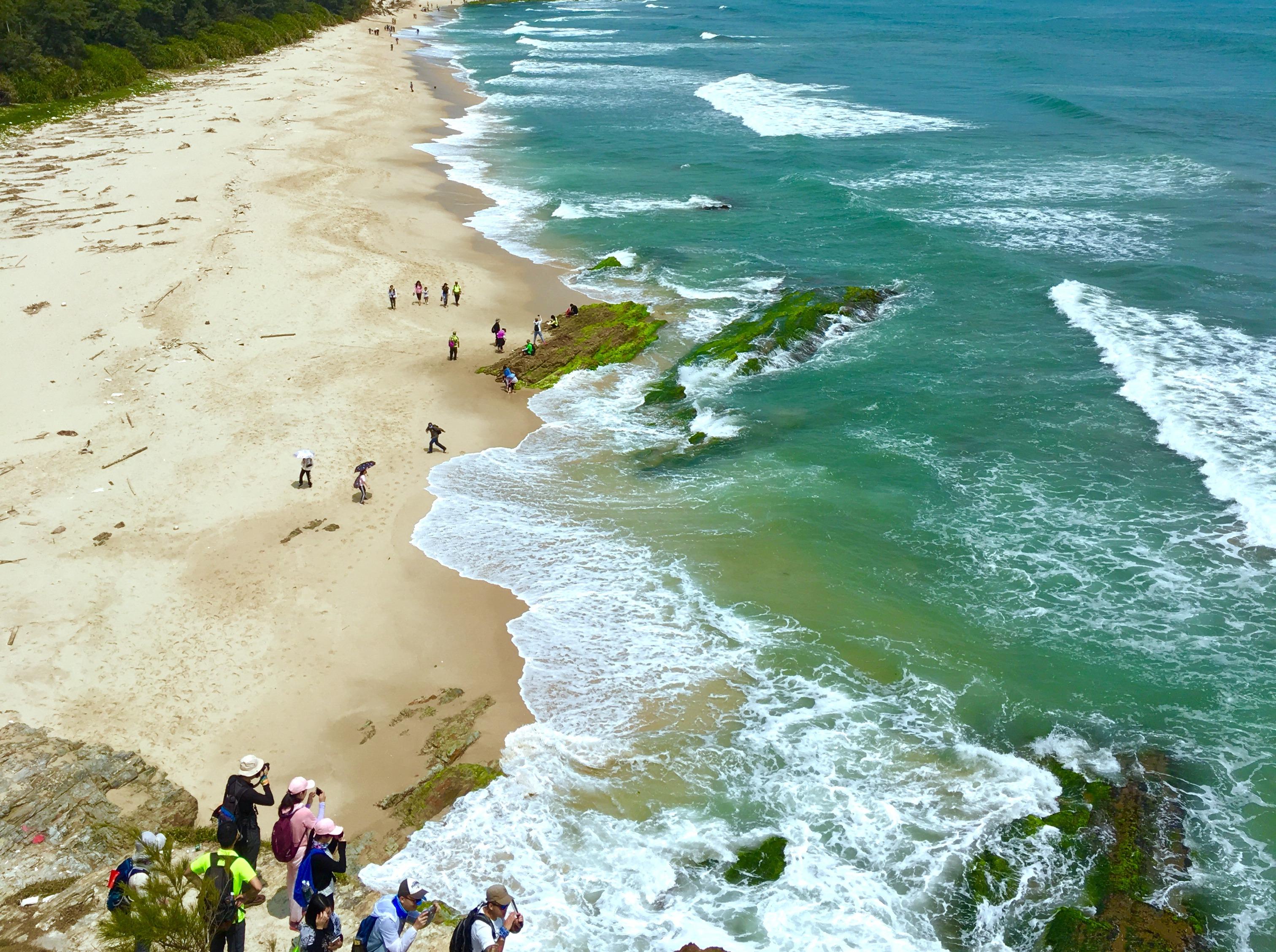 3.24探索原始沙滩·天空之镜·黑排角