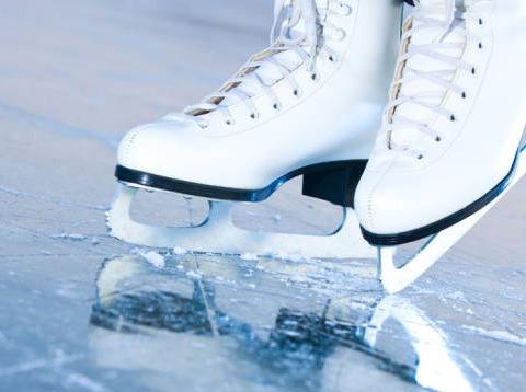4.4冰河湾真冰溜冰 包教新手
