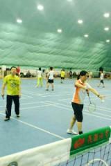 12月13日(周二)跳动青春,约伴羽毛球活动