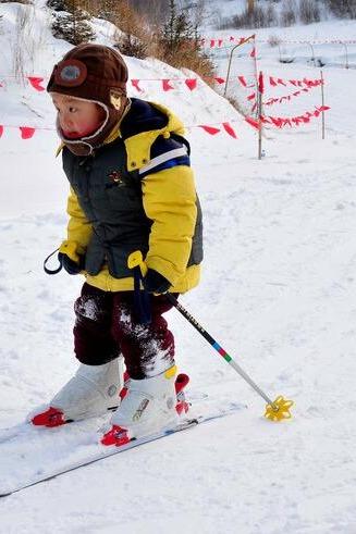 12月28号 周三怀北滑雪