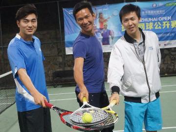 网球新手体验活动