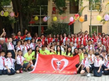2月24日慈爱养老院探访 一起志愿劳动
