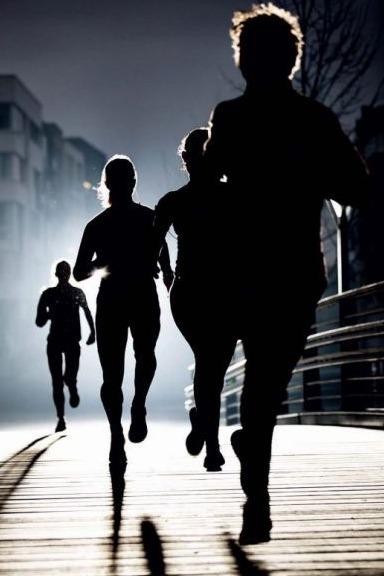 环海西路5公里夜跑交友活动(12.12:5元每人)