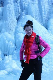 纵横—岫岩石湖赏冰瀑