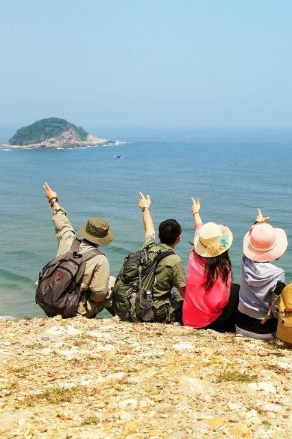 1月2日 惠东黑排角海岸线激情穿越一日游