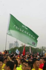 环孙武湖(12月03日)3-10公里跑步