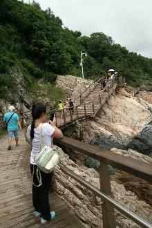 最美海滨栈道徒步(起点玫瑰海岸)