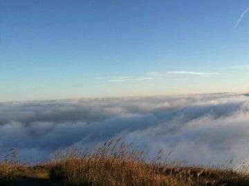相约/衡山看云海,观日出日落,尓遇雾凇