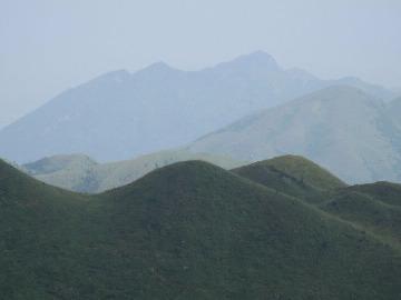 5月18日周四,安吉宁村~六怀山徒步