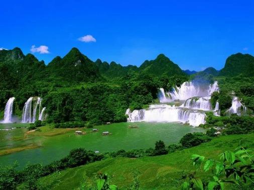 11月17-18号德天大瀑布、通灵两日游